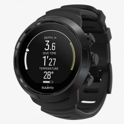 COMPUTER SUUNTO D5 ALL BLACK