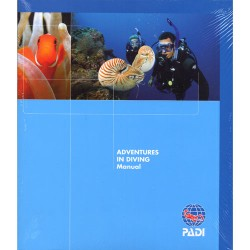 MANUAL FRANCEZA PADI ADVENTURES IN DIVING