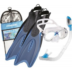 SET SNORKELING VOYAGE BAG JUNIOR